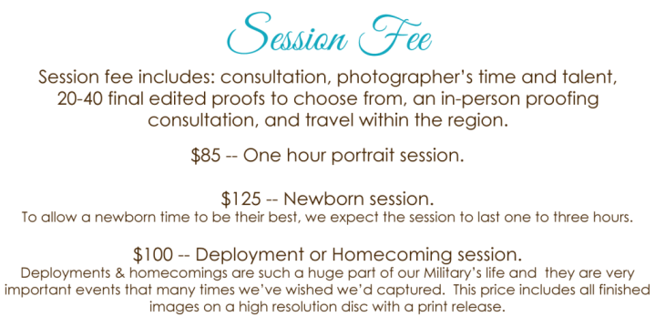 session fee